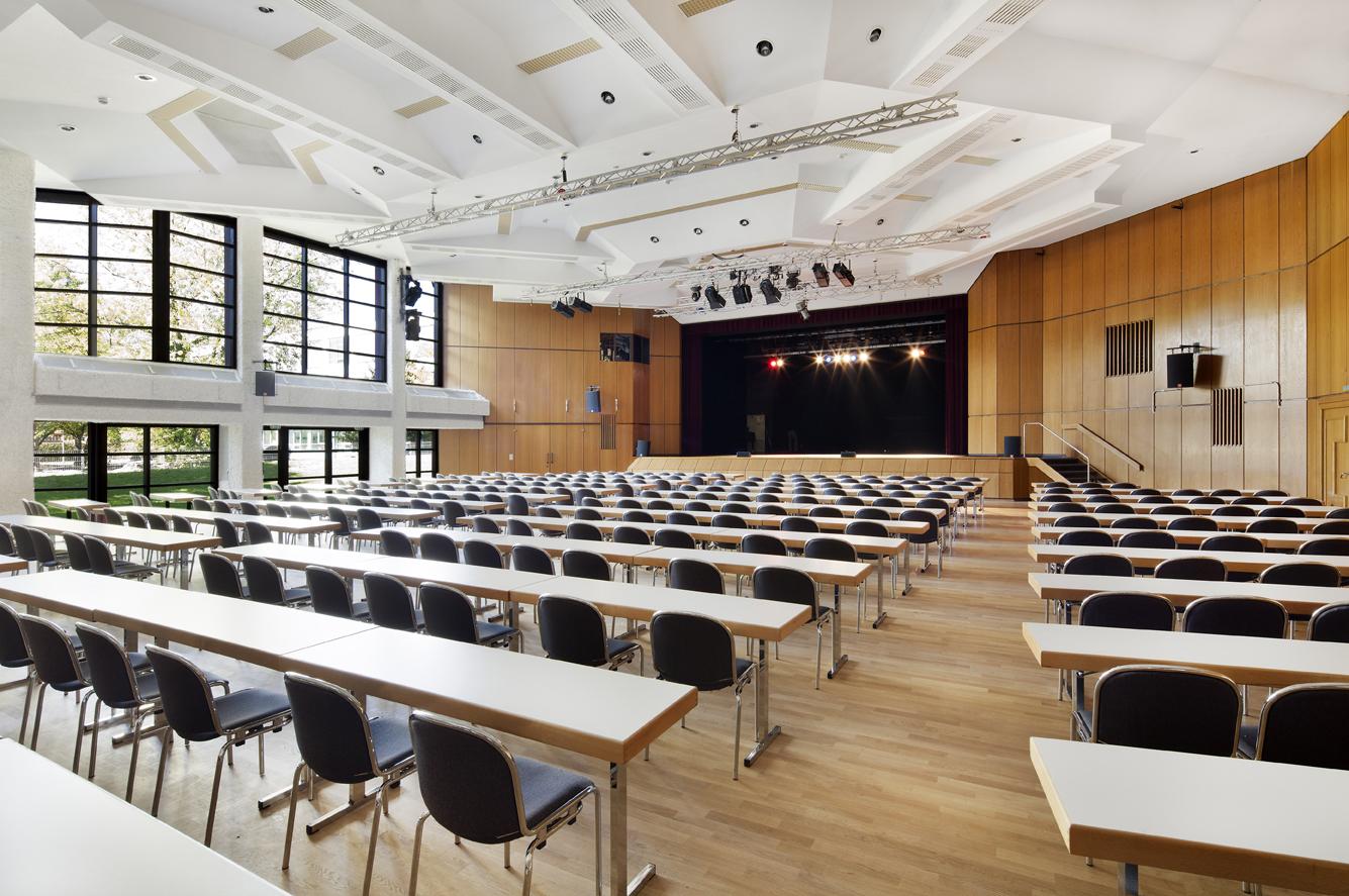Kongresszentrum Filderhalle - die Hybrid Event Location in der Region Stuttgart